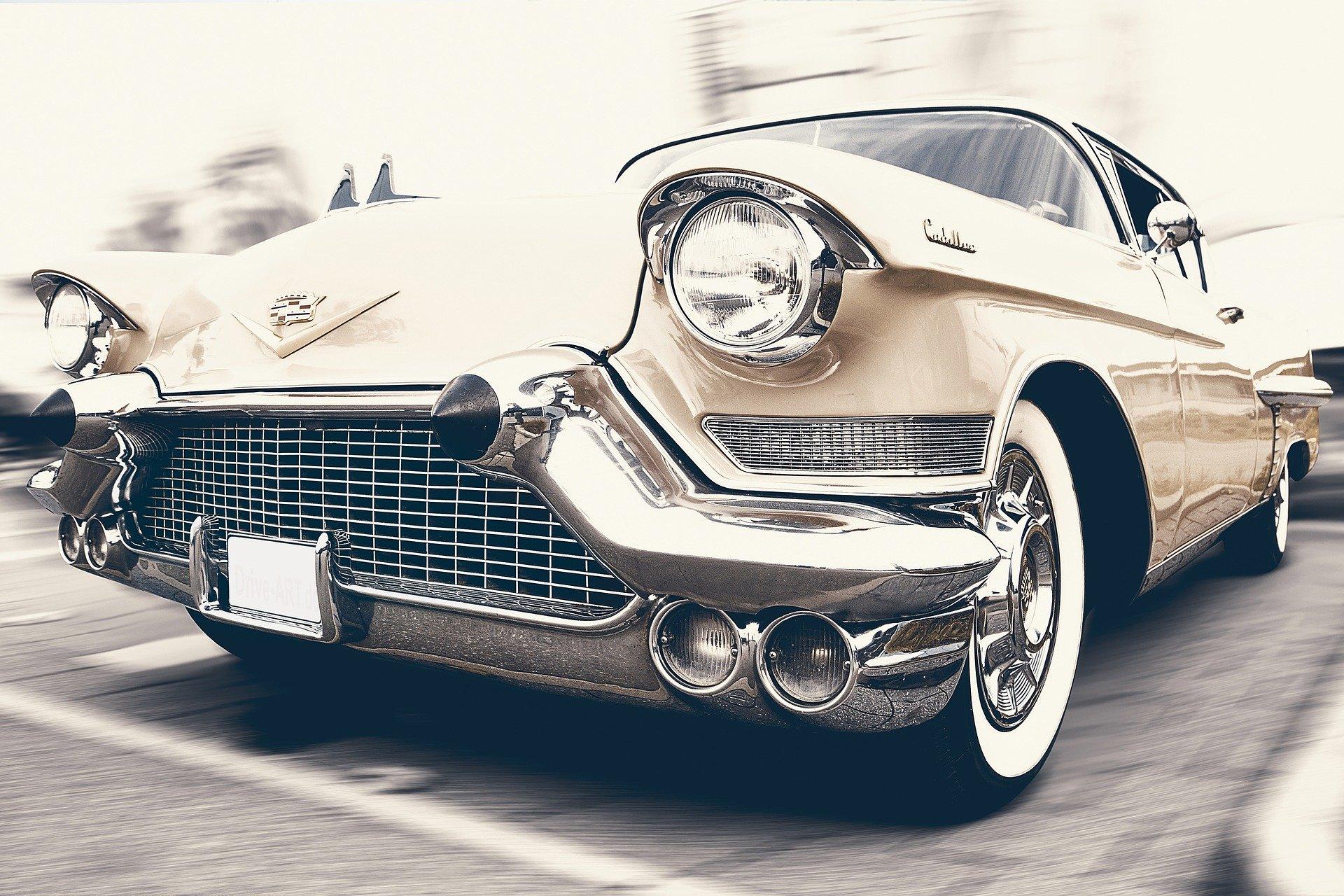 car upclose