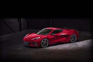 chevrolet-corvette c8 stingray 2020