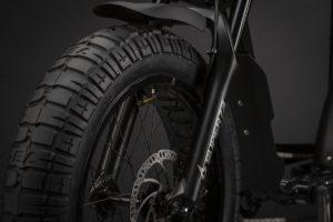 Super73 S2 suspension