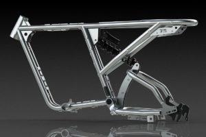 Super73-R aluminium frame