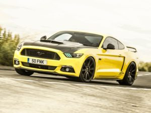 fastest cars under 30k - ford mustang