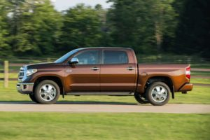 most reliable cars - Tundra