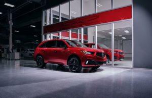 best luxury SUVs - Acura MDX