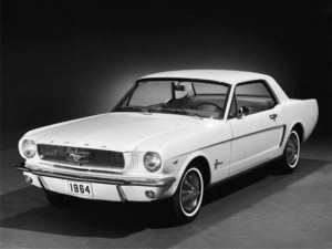 best classic cars - Ford Mustang