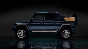premium cars - maybach