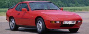 best classic cars - Porsche 924