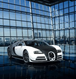 premium cars - bugatti