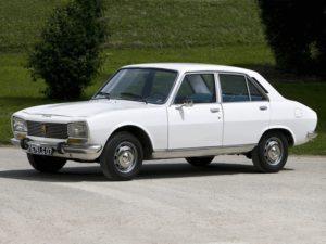 best classic cars - Peugeut 504