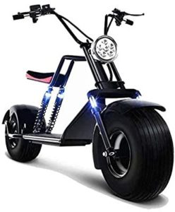 fat tire scooters - Harley