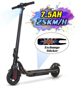 best electric scooters for teenagers - megawheels