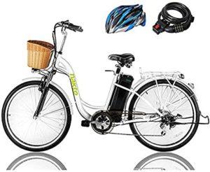 electric bikes - Nakto
