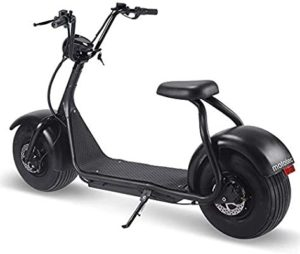 fat tire scooters - Qjmoto scooter