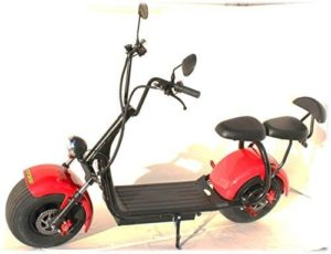 fat tire scooters - scooterfield