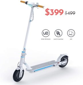 Best Electric Scooters for Kids - tomoloo