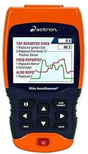 Actron OBD1 scanners