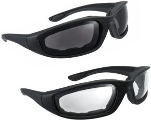 motorcycle riding glasses - GrinderPunch