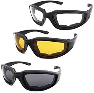 motorcycle riding glasses - Surpassme