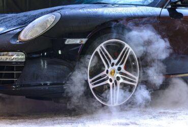 smoky car