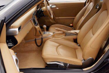 clean car seat